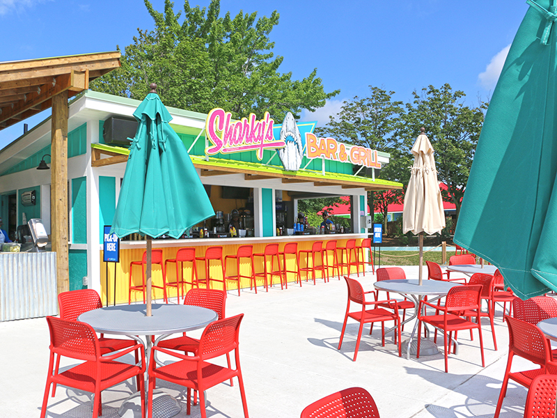 wet n wild toronto food and beverage designed and built by ADG