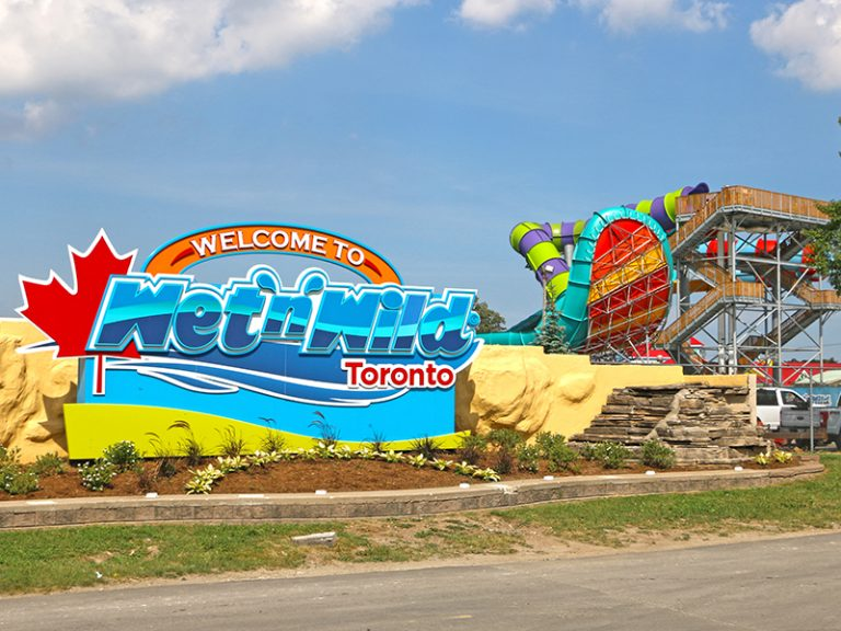 Wet n Wild Toronto Waterpark renovation project