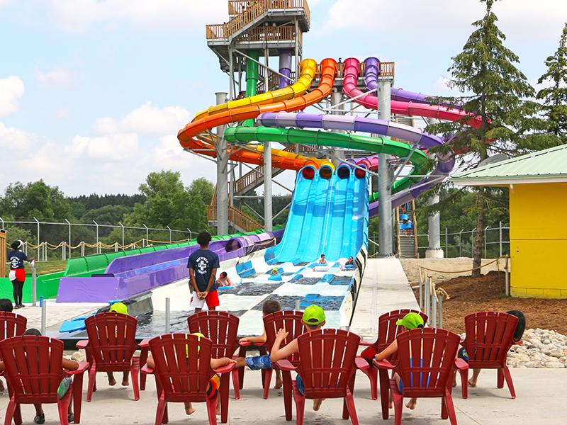 wet n wild toronto water slides