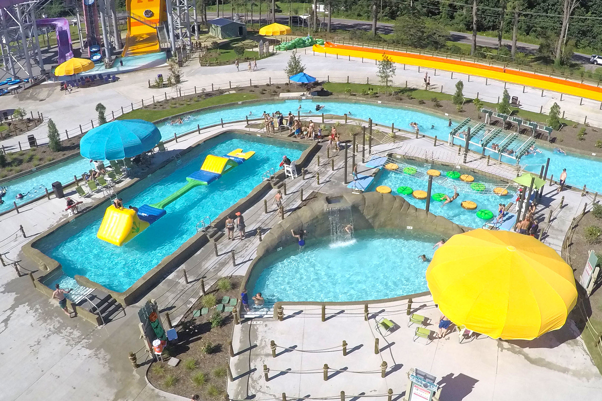 ADG Adventure Lagoon H2OBX Waterpark