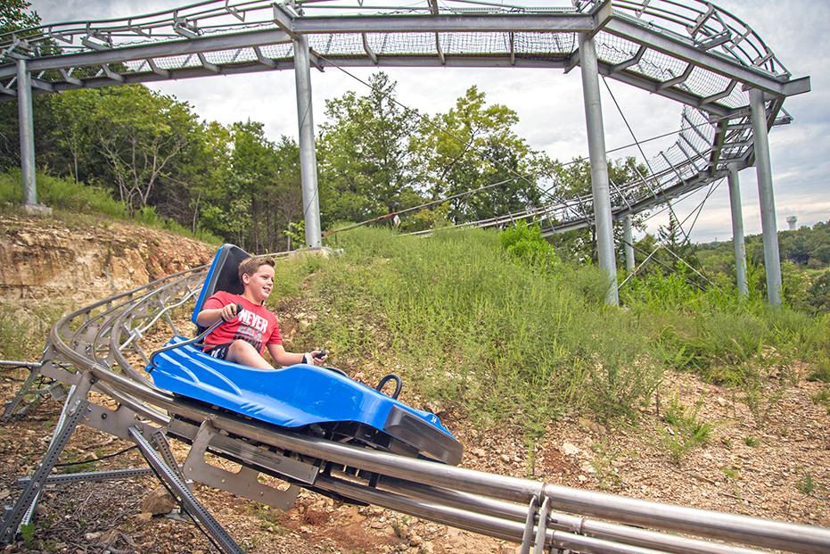 Purgatory Mountain Coaster