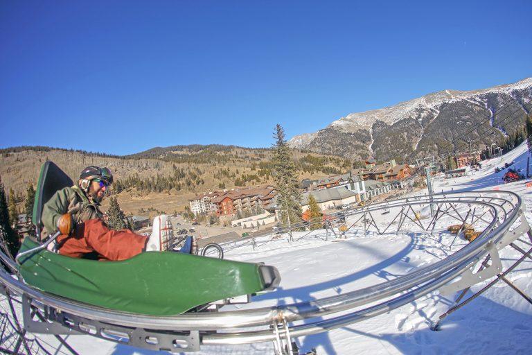 Copper Mountain opens adg mountain coaster