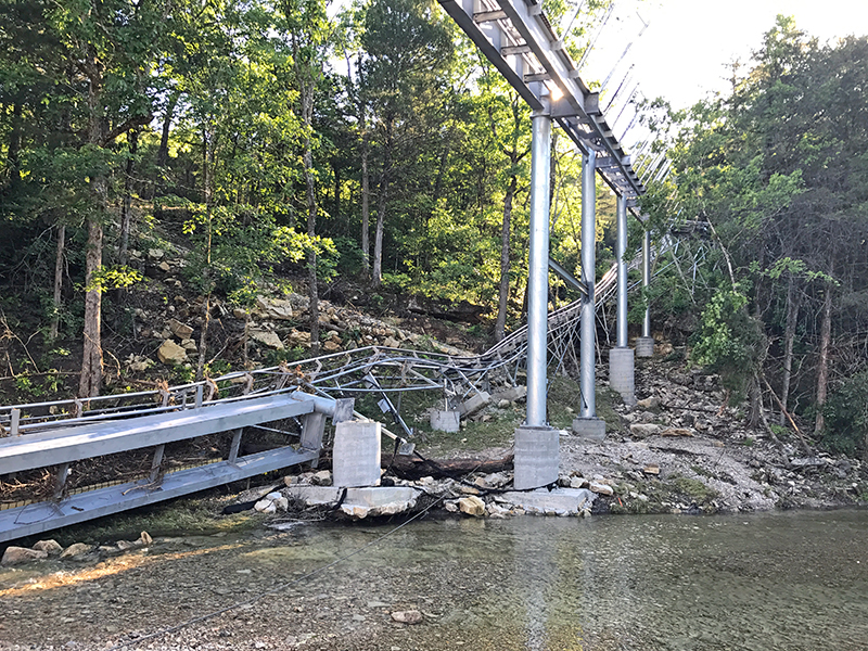 Branson Mountain Coaster Rebuild Project