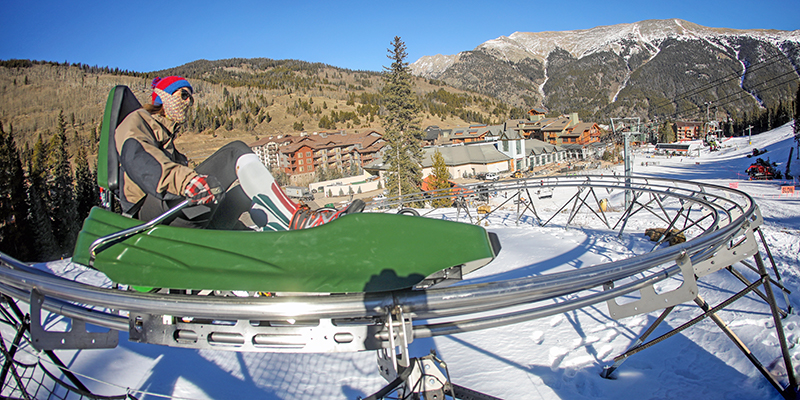 Copper Mountain Coaster