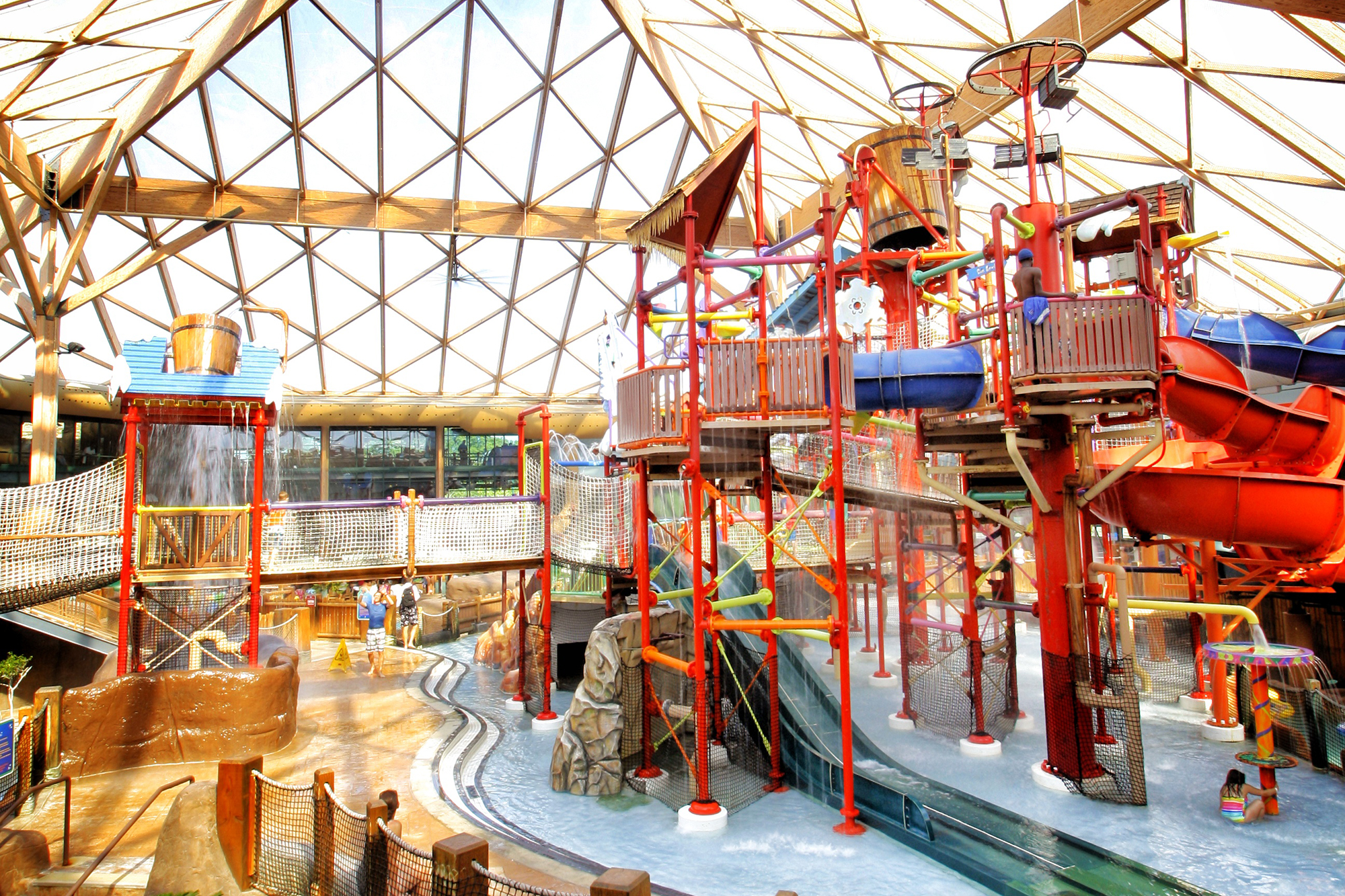 Mountain Waterpark designed and built by ADG
