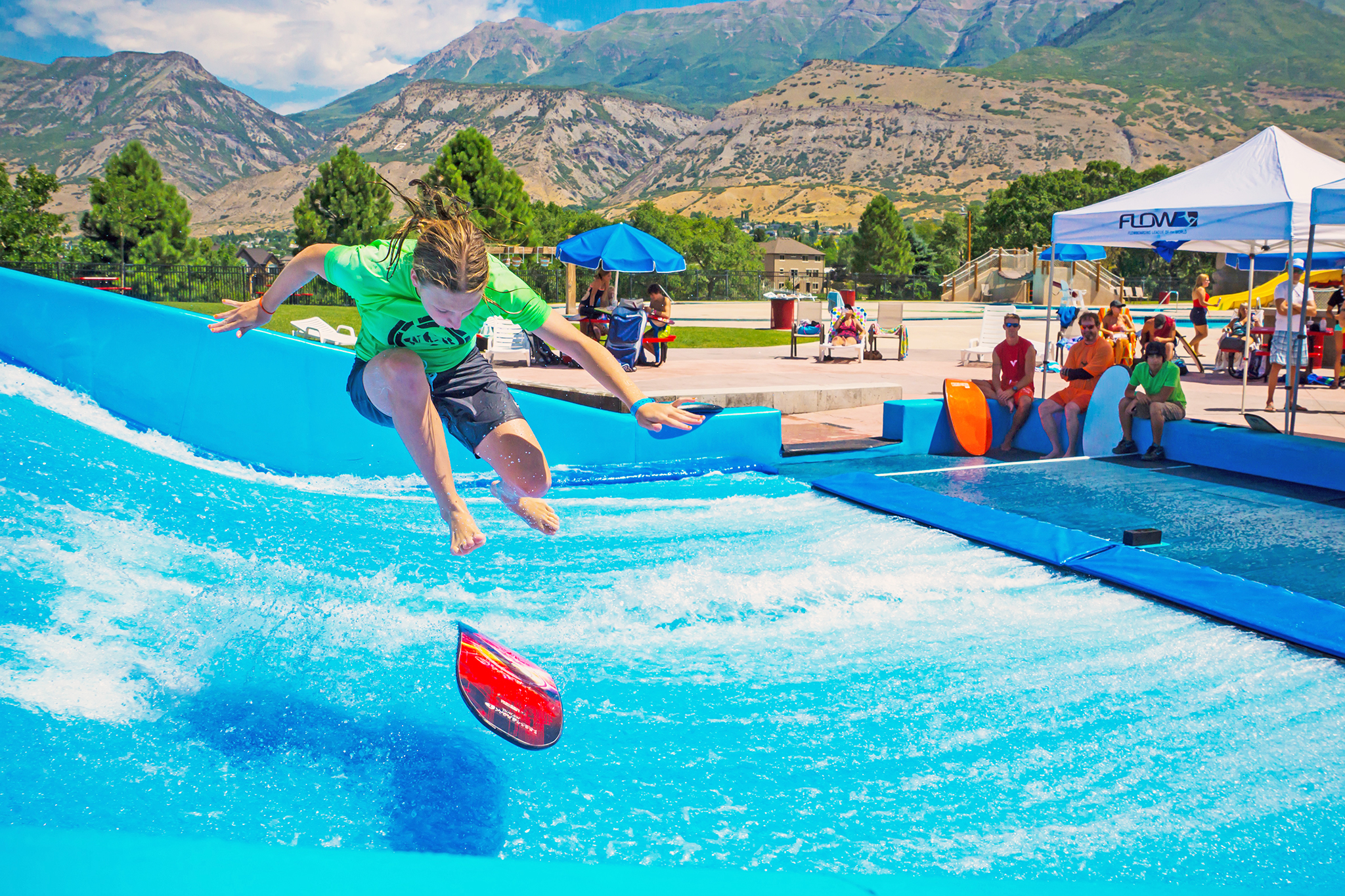 FlowRider for Municipalities