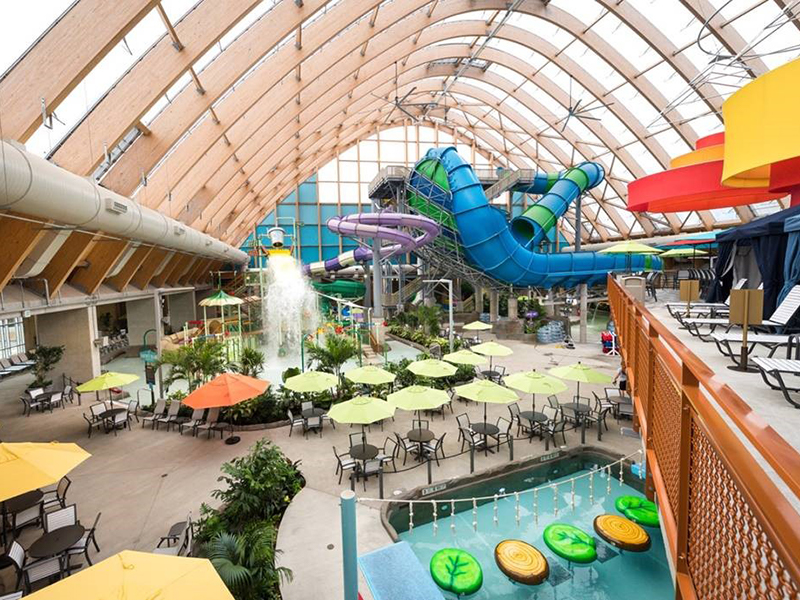 kartrite indoor water park overview