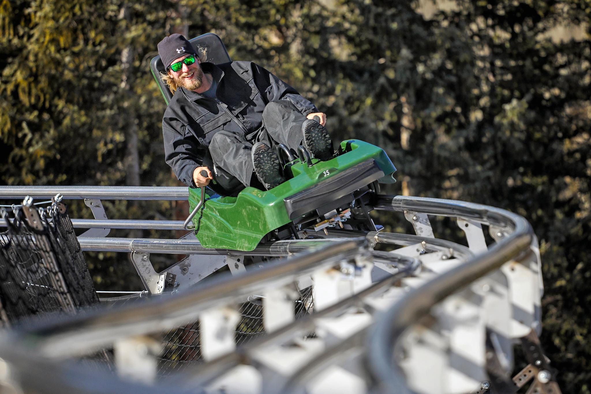 Colorado Mountain Coaster