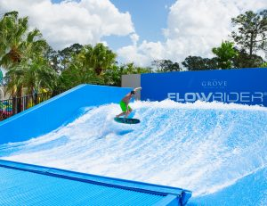 FlowRider for Resorts supplied by aquatic development group