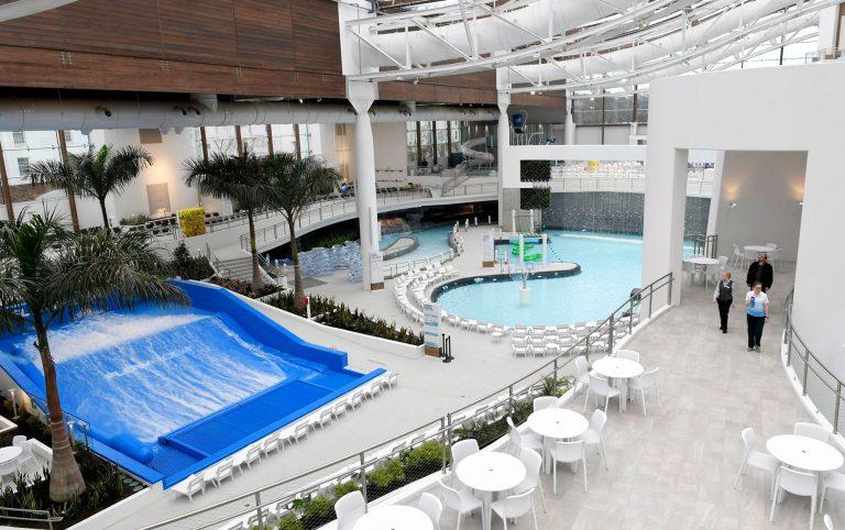 SoundWaves Indoor Waterpark