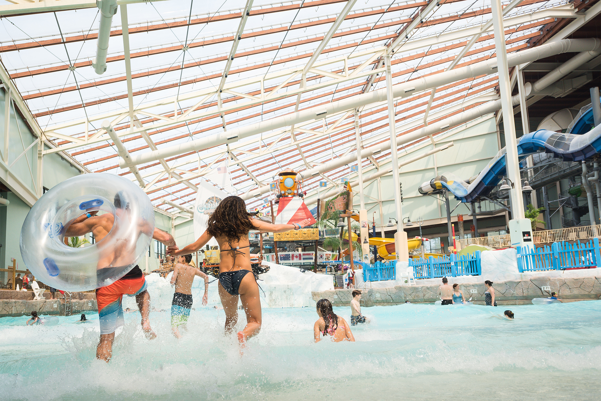 adg indoor water park