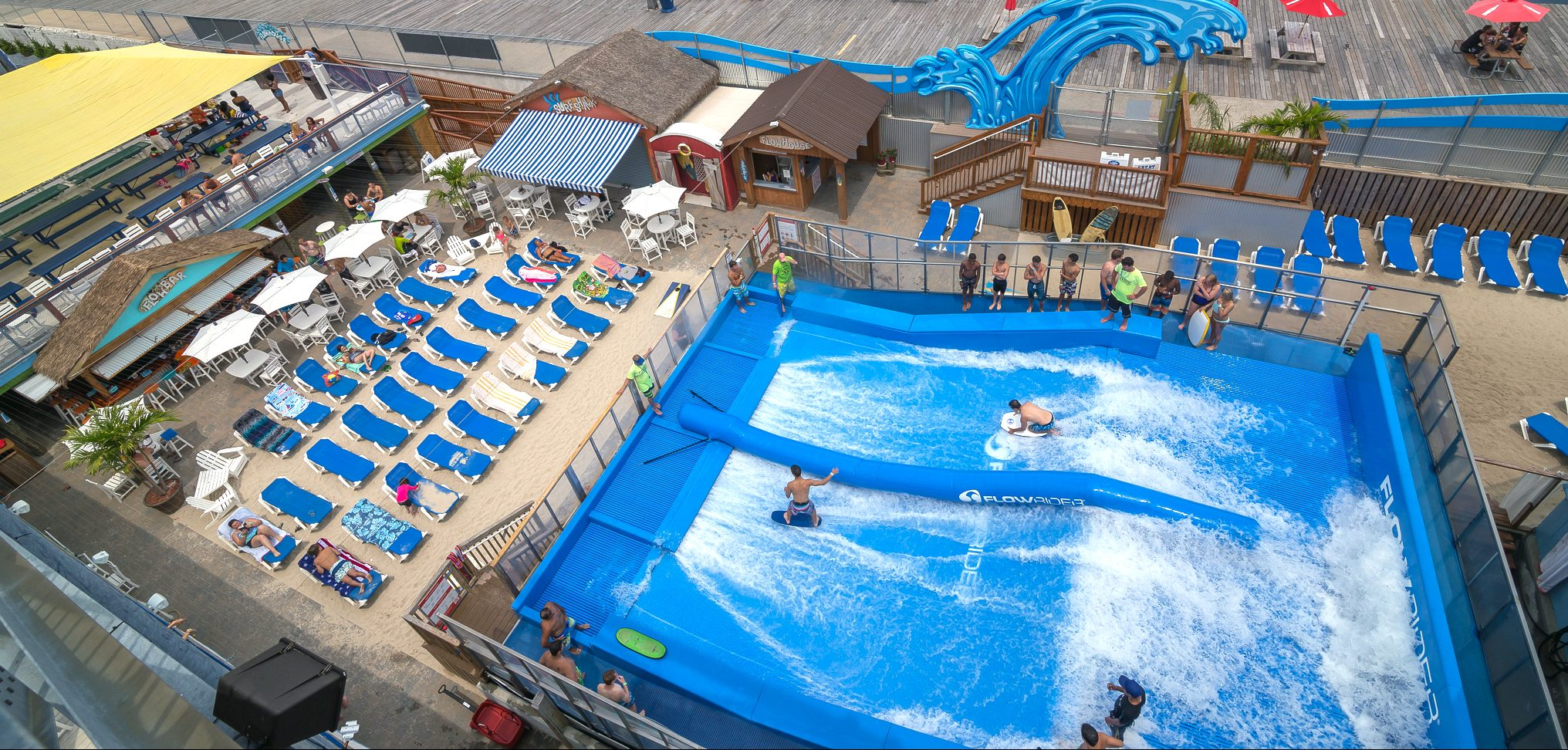 flowrider surf attraction