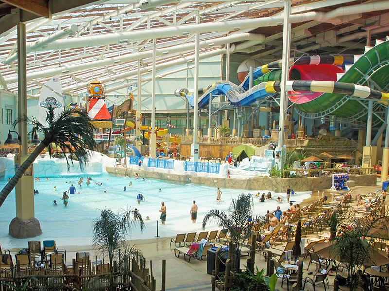 Aquatopia indoor water park