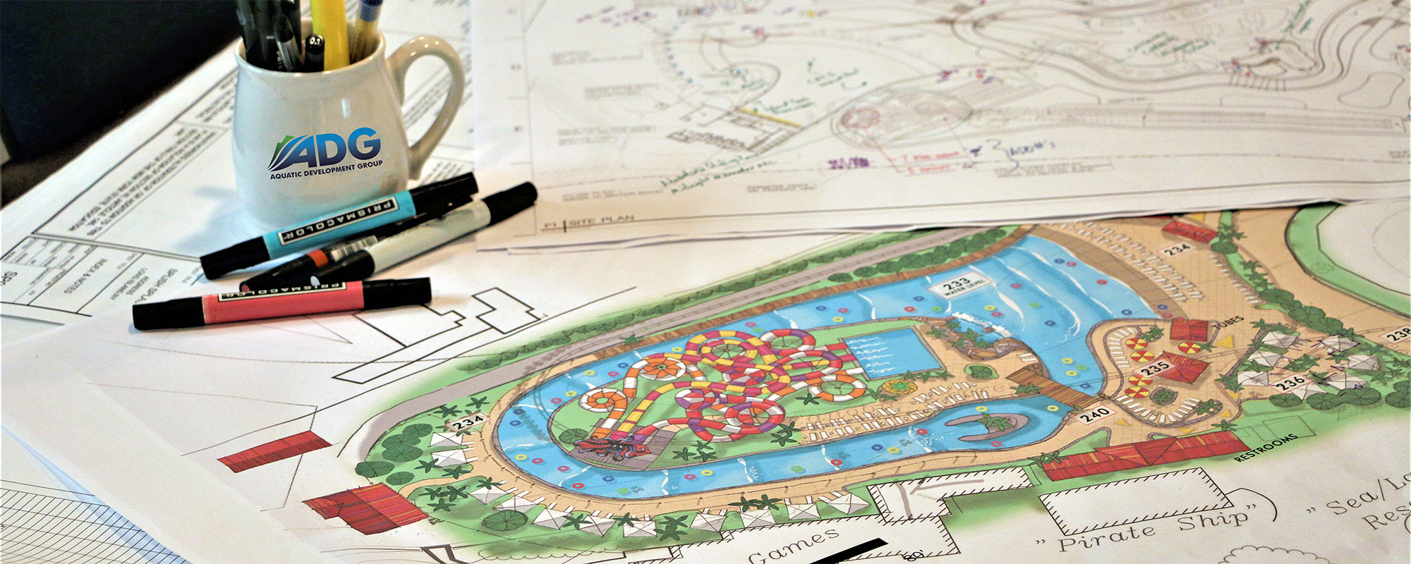 water park concept adg