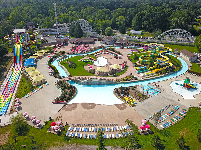 water park at lake winnie ga