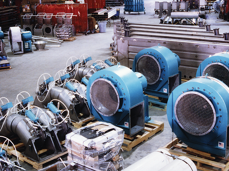 wave generation equipment
