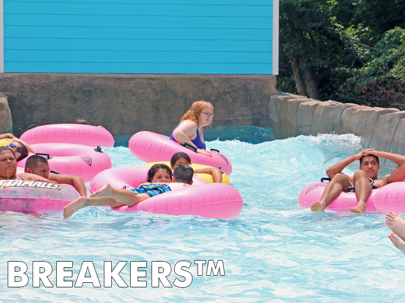breakers river wave system by wavetek