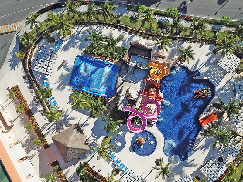 resort flowrider