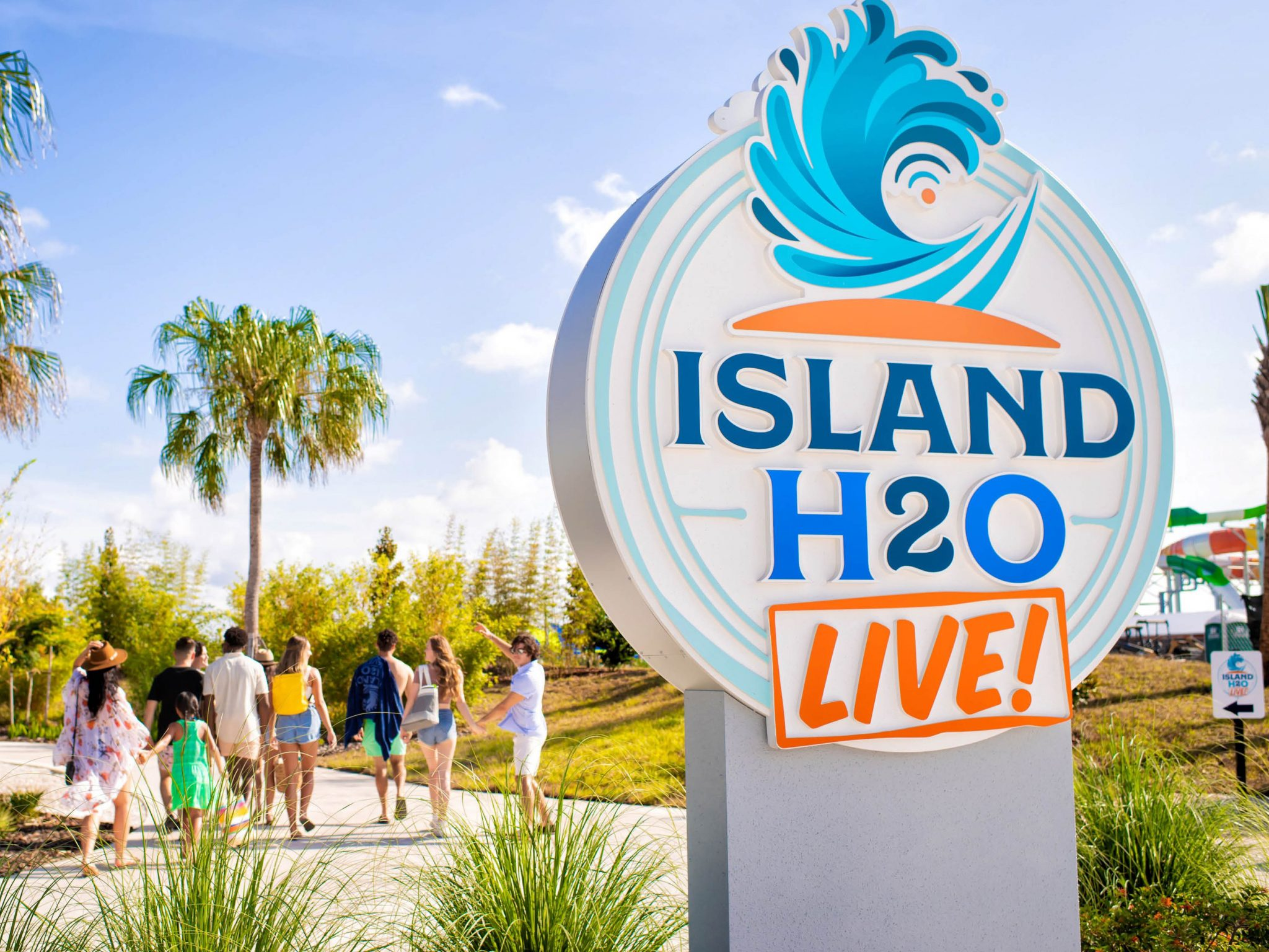 island h20 live sign