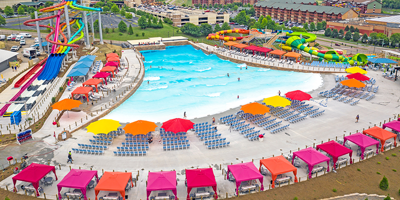 soaky mountain wave pool overview