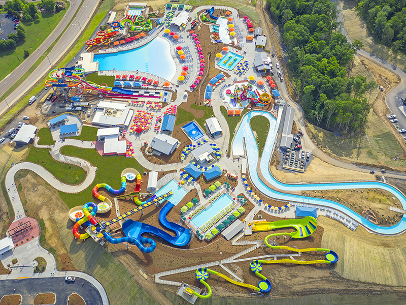 soaky mountain water park overview