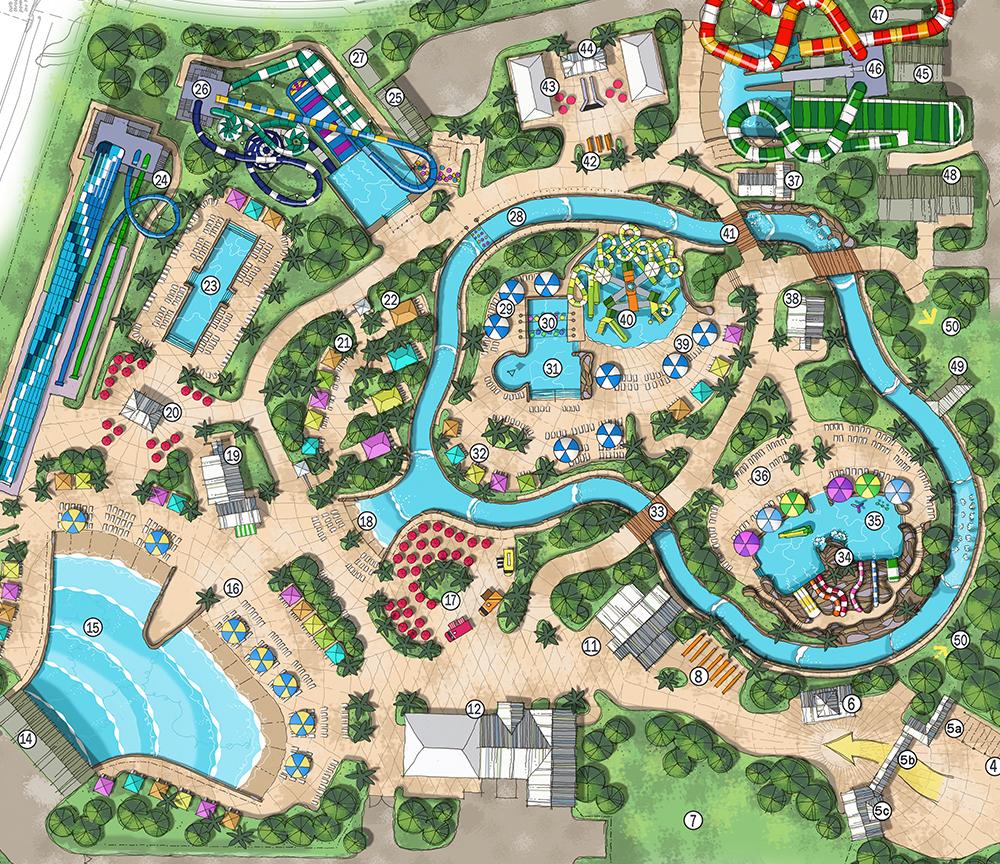 Island H2O Live Concept
