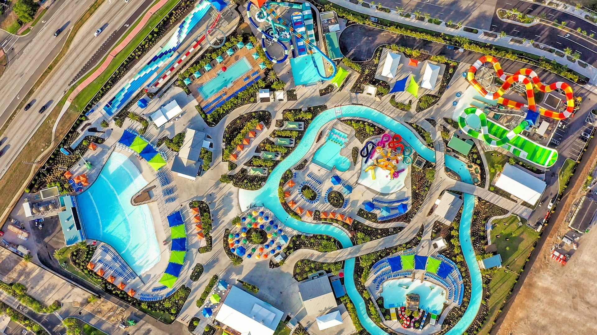 island h2o live water park overview