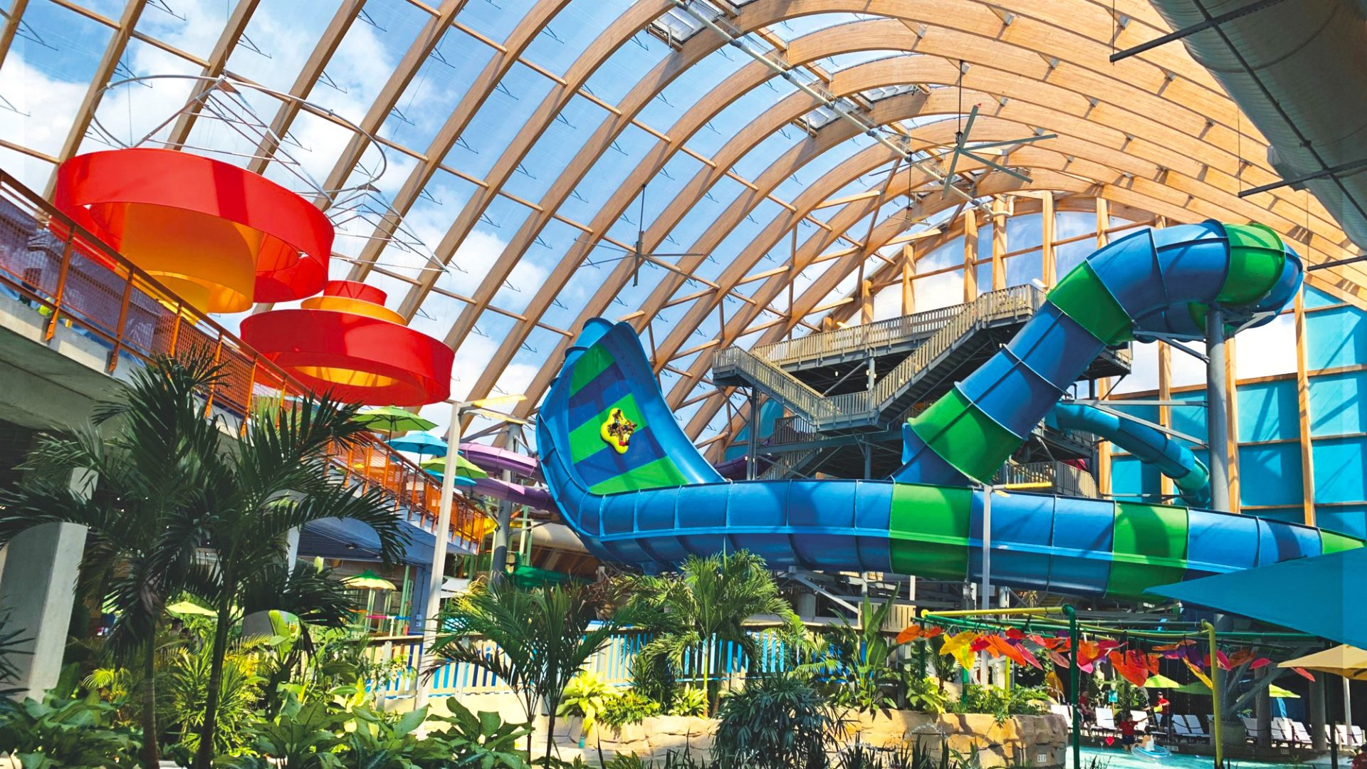 kartrite resort and indoor water park