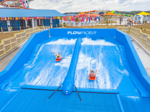 soaky mountain flowrider surf ride