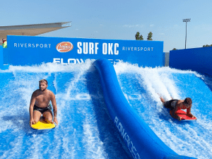 okc riversport flowrider