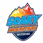Soaky Mountain water park logo