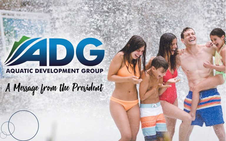 adg message from the president